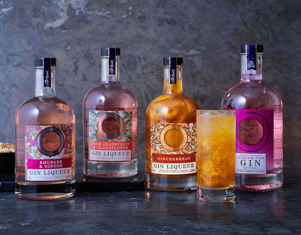 5 delicious ways to drink gin and gin liqueurs this Christmas