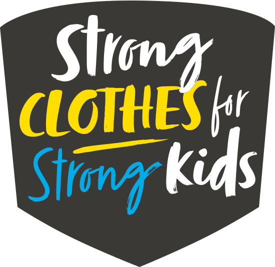 Strong Clothes For Kids Logo