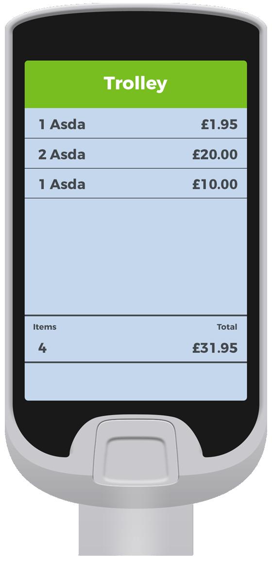 Scan Go The Easier Way To Shop Asda