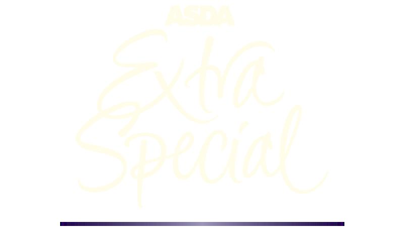 Asda Extra Special Food Asda