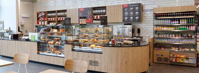 Asda Cafés Asda