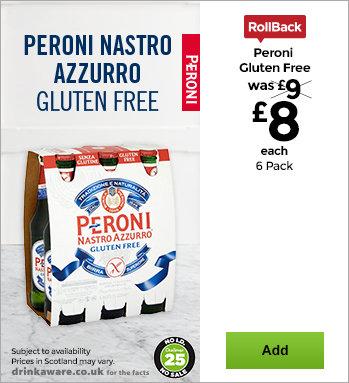 Gluten free asda groceries peroni gluten free beer solutioingenieria Gallery