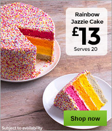 Cakes asda groceries cakes publicscrutiny Image collections