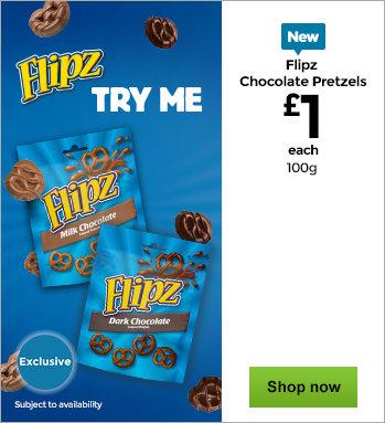 Online food shopping asda groceries flipz chocolate pretzels solutioingenieria Gallery