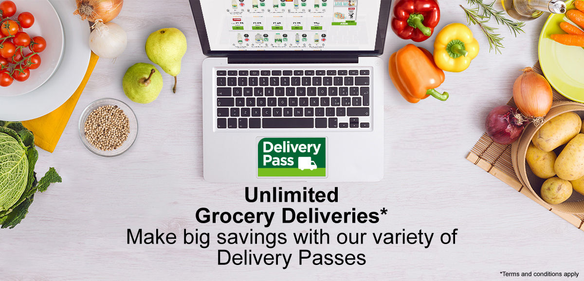 d3badec77c82 Delivery Pass - ASDA Groceries