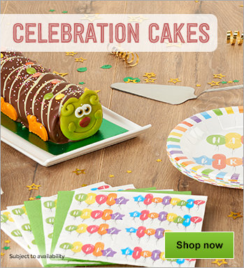 Cakes Asda Groceries