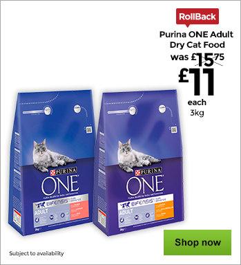 Cat Food Bulk Packs Asda Groceries
