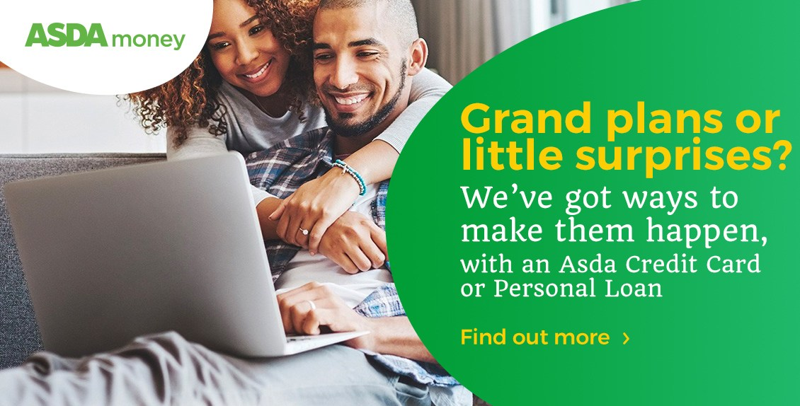 Asda Money Personal Loans and Credit Cards 856c0e0d8