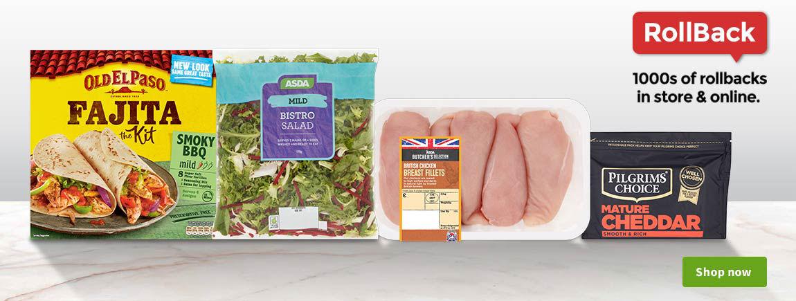 Online Food Shopping - ASDA Groceries