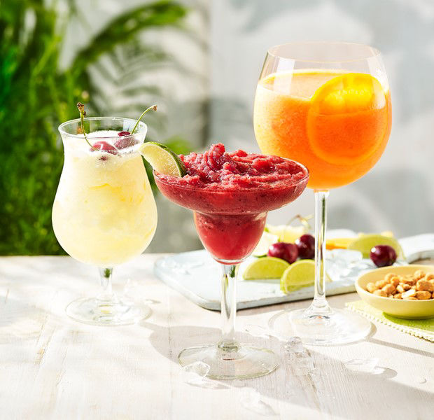 Summer in a glass - easy frozen cocktails to sip al fresco