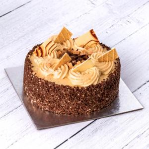 Asda Caramel Chocolate Sensation Celebration Cake Asda
