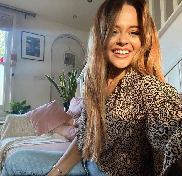 Emily Atack shares her top 5 things that always make her smile