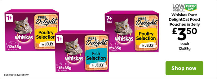 Pets - ASDA Groceries