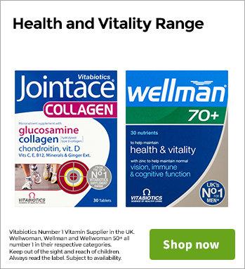 Vitamins & Supplements - ASDA Groceries