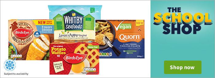 Frozen Food - ASDA Groceries