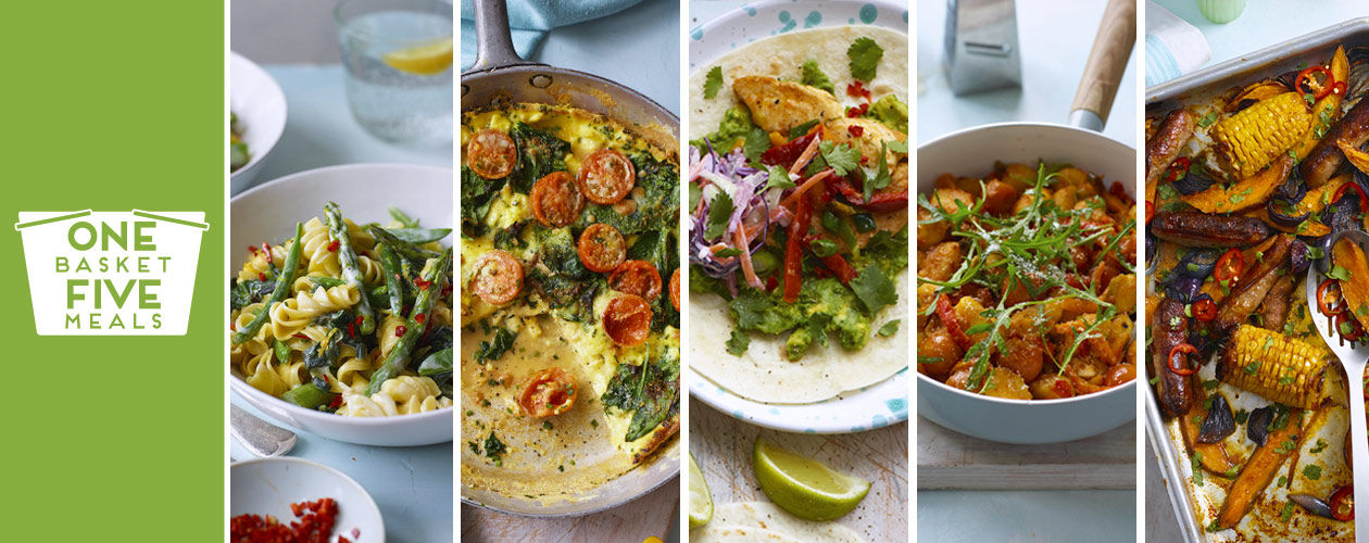 All-in-one traybake, 15-minute gnocchi and fiery fajitas