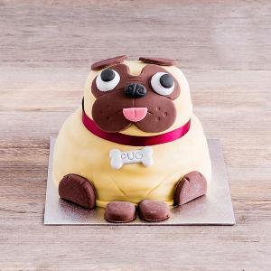Asda Pabs The Pug Cake Asda Groceries