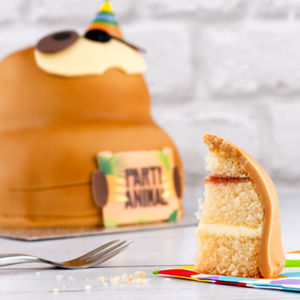 Phenomenal Asda Has Launched A Sloth Cake And Its Actually Adorable Personalised Birthday Cards Vishlily Jamesorg