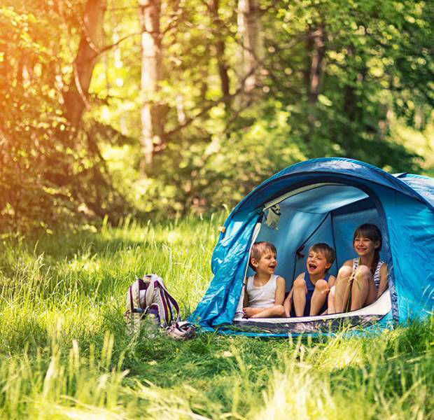 Master the art of camping with these campsite essentials