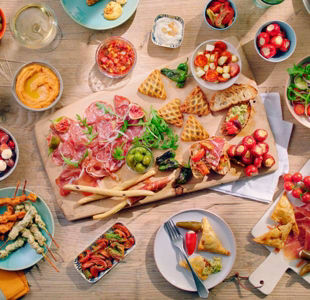 Flavours of the world: Adventure to the Mediterranean