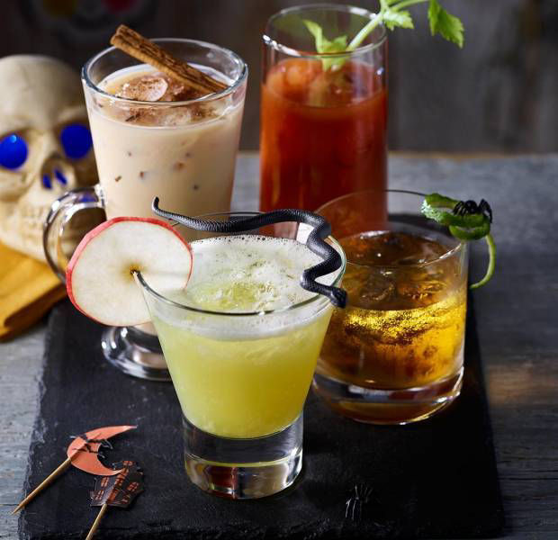 Spooky spirits: 8 Halloween cocktails you'll love