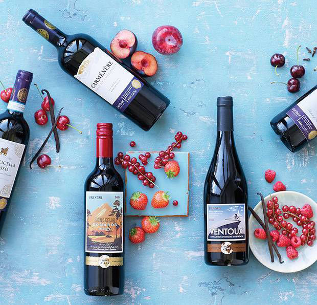 Summer wines for under £10