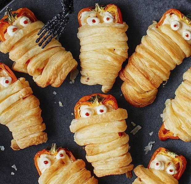 10 ghoulishly good Halloween party food ideas