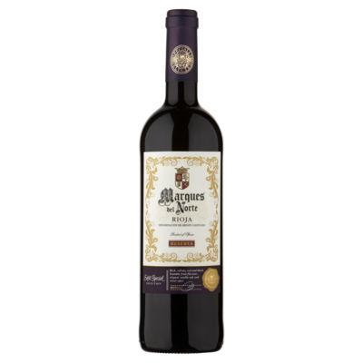 Extra Special Marques del Norte Rioja Reserva 2013