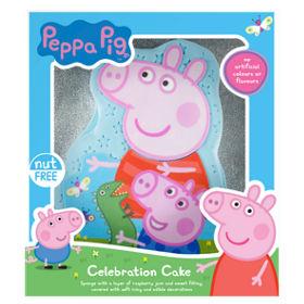 Peppa pig cake asda passionx peppa pig cake asda publicscrutiny Image collections