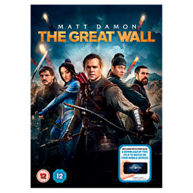 DVD The Great Wall - ASDA Groceries