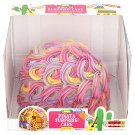 Asda pinata surprise cake asda groceries sciox Images