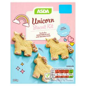 Asda unicorn biscuit kit asda groceries solutioingenieria Gallery