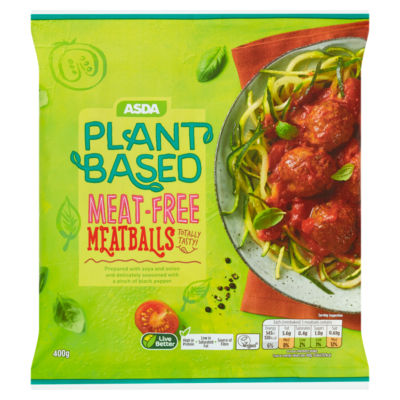 Image result for asda meat free balls