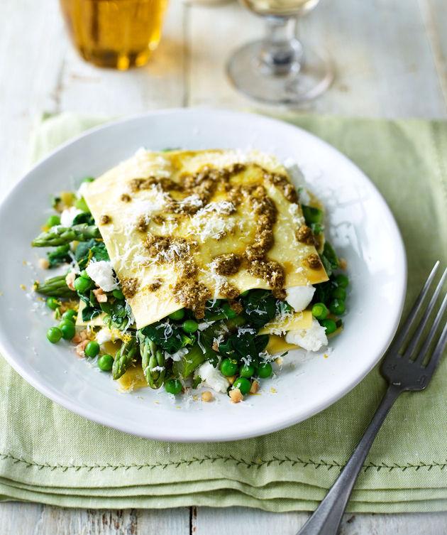 Tasty asparagus recipes to celebrate spring