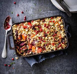6 vegan alternatives to roast dinner classics