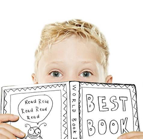 Be the best dressed in the playground this World Book Day