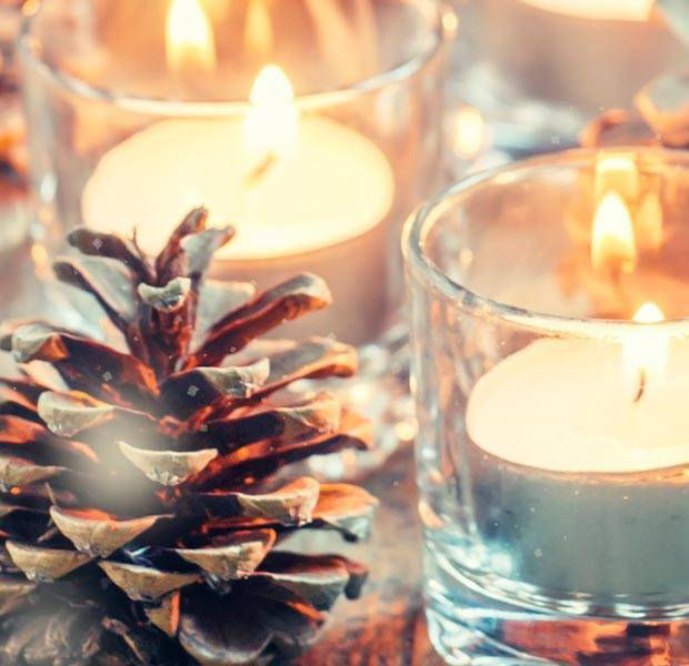 3 sustainable candles you need in your home