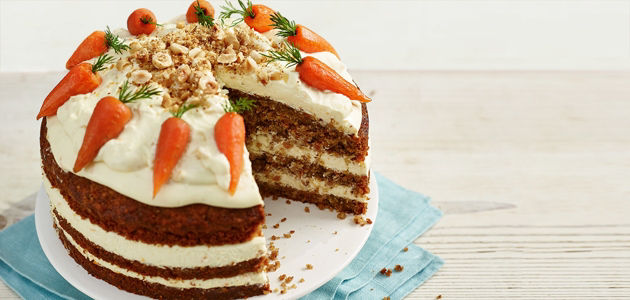 8 colourful carrot recipes to brighten up tea time