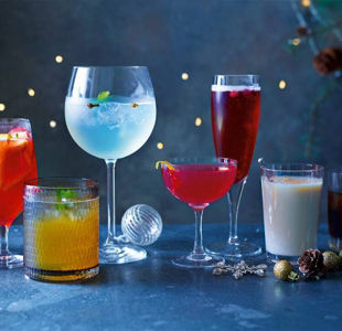 Cocktails to mix up a storm this New Year's Eve