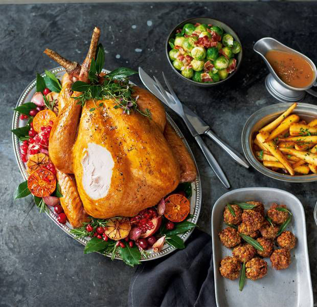 How to cook your Christmas Day centrepiece