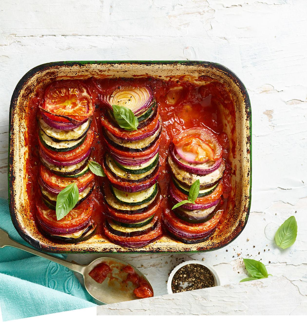10 super easy vegetarian meals
