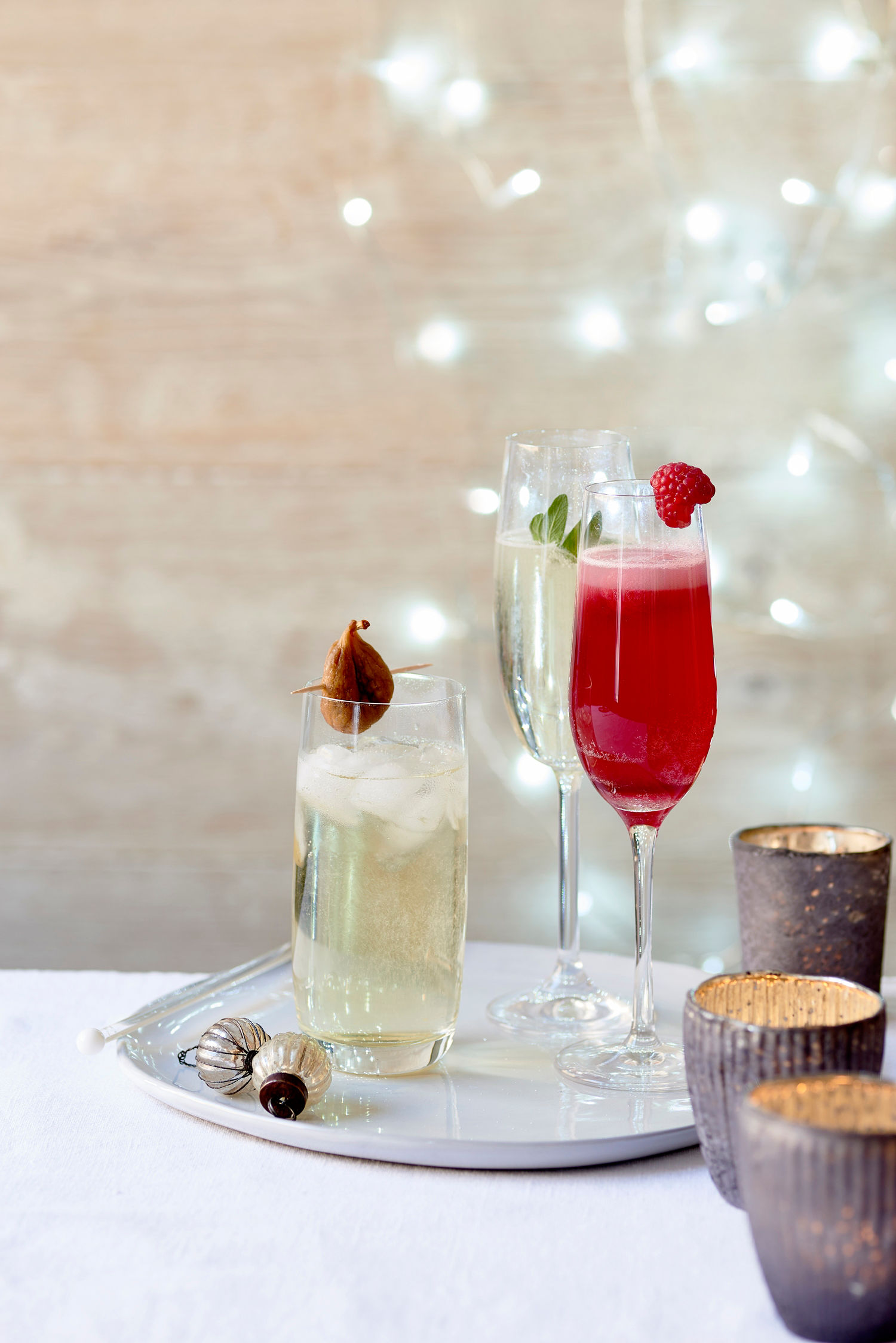 Alcohol-free Christmas mocktails that everyone can enjoy