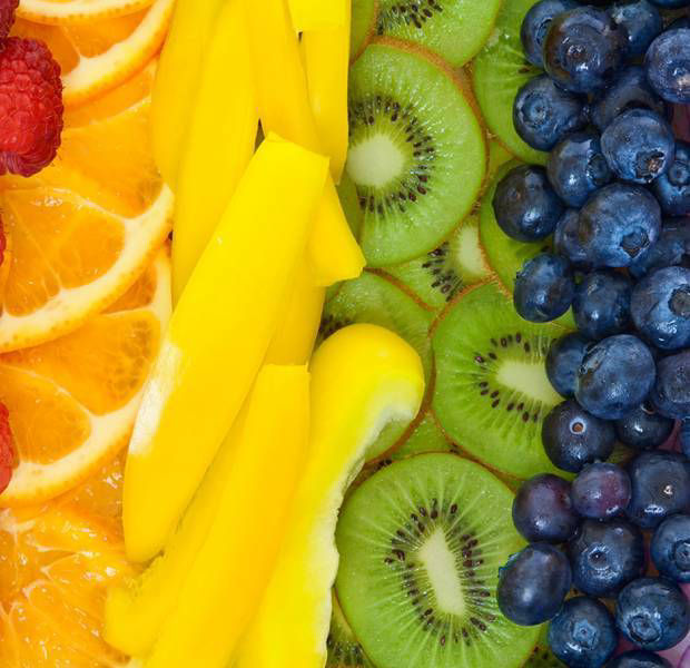 Colourful food trends are here to stay, research shows