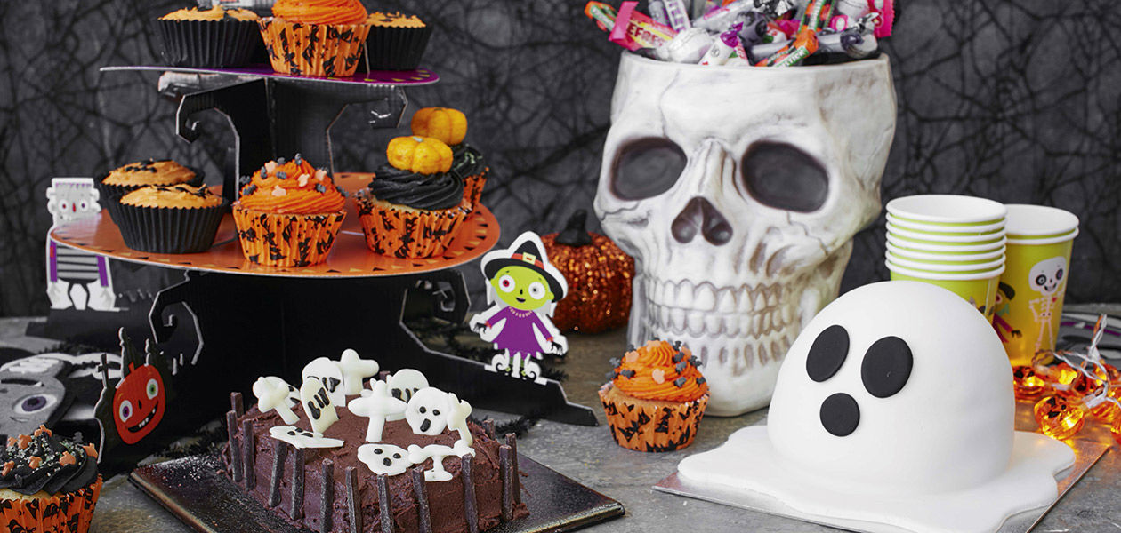 Frightfully good sweet treats to spook trick or treaters this Halloween