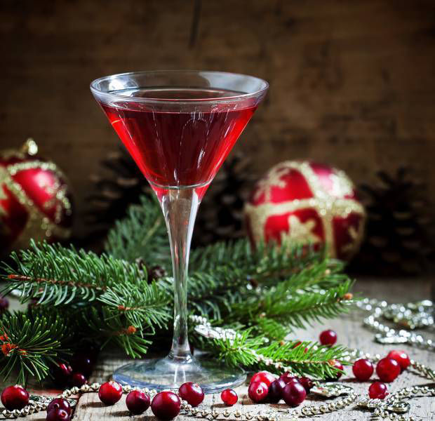 How to give your favourite summer cocktail a Christmas twist