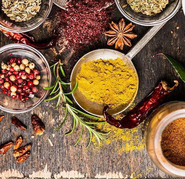Celebrate National Curry week with recipes from around the world