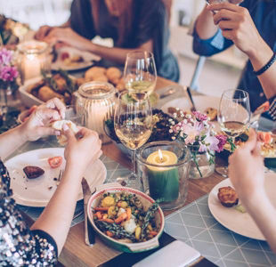 Tips to help you create the ultimate, stress-free dinner party