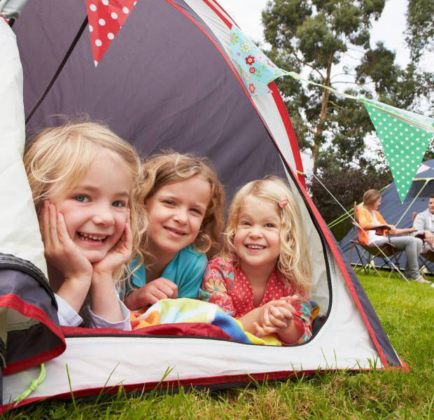 How to have a stress-free bank holiday camping trip