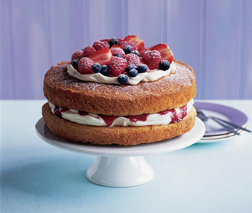 Host the ultimate afternoon tea with these tasty recipes