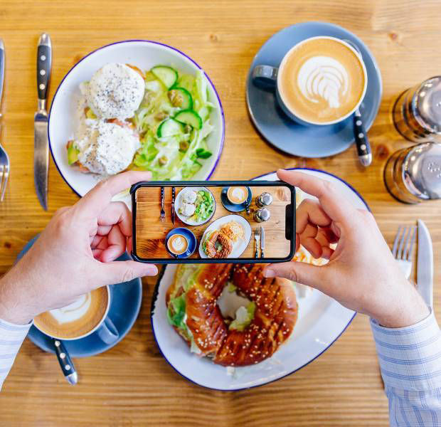 9 expert tips for taking awesome food pics for your Instagram